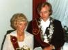 1974-1975 Bernfried Finkeldey & Maria Finkeldey